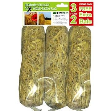 PondXpert Barley Straw Bales - 3 for 2