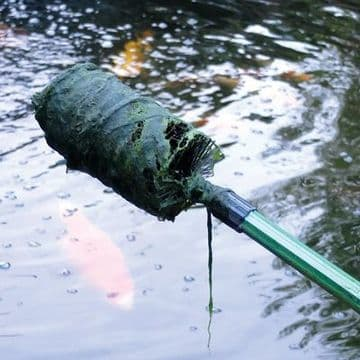 PondXpert Pond Net System-Blanketweed Brush Head and 1.8 ext. Handle
