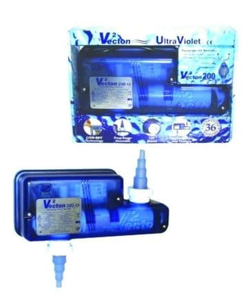 TMC Vecton V2 200 UV Steriliser