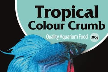 Tropical Colour Crumb