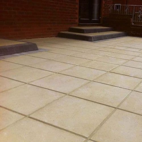Wyresdale - Smooth 450 x 450 x 38mm