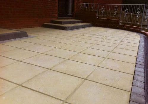 Wyresdale - Smooth 600 x 600 x 40mm
