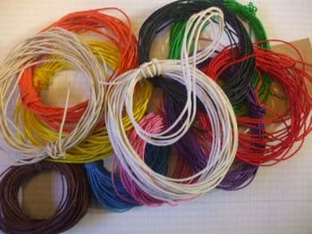 55 mts of 1mm Dyed Hemp Twine
