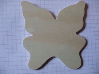 Birch Ply Wooden Butterfly Wood Craft Shape