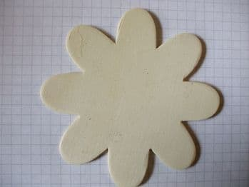 Birch Ply Wooden Daisy Wood Craft Shape