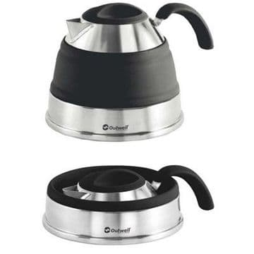 Outwell Collaps Collapsible Camping Stove Top 1.5L Kettle