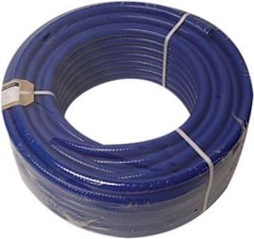 "1/2"" BLUE REINFORCED Water Hose 30M"
