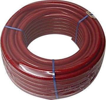 """1/2"""" RED REINFORCED Water Hose 30M"""