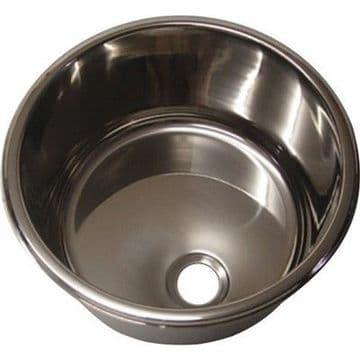 Aravon Flat 30cm Stainless Steel Sink