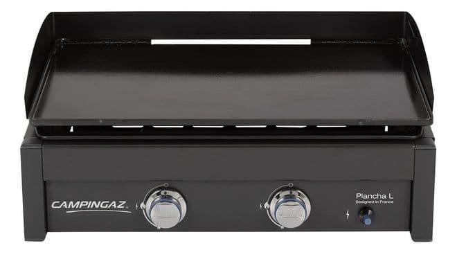 Campingaz Plancha L Grill Stove Table Top Gas Barbecue, Portable stoves - Grasshopper Leisure