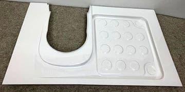 Caravan/Motorhome Shower Tray C220 LH (To Suit Thetford C223CS C224CW Cassette Toilets)
