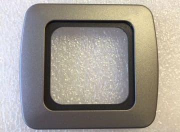 CBE Flatline Silver Outer Frame & Dark Grey Support Frame