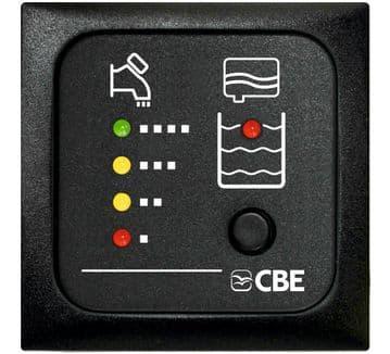 CBE Fresh/Waste Water Tank Probe Gauge Level Indicator Kit