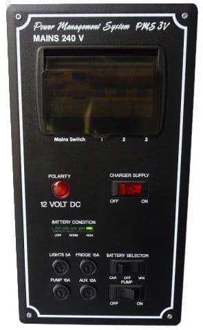 CEC PMS3 Vertical Power Management System