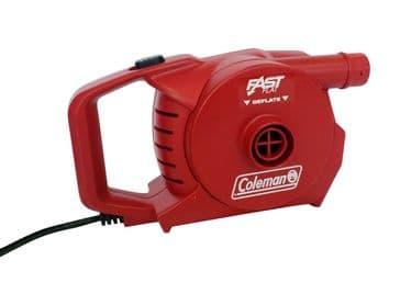 Coleman 230V QuickPump™ Airbed pump