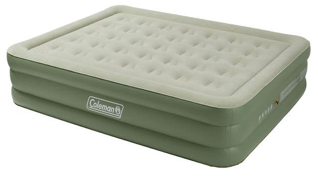 Coleman Maxi Comfort Bed Raised King, Airbeds & Inflatable Mattresses, Sleeping mats & pads, Camping mats, Camping airbeds, camping inflatable mattresses - Grasshopper Leisure