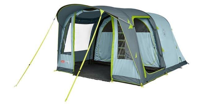 Coleman Meadowood 4 Air BlackOut Tent   Grasshopper Leisure