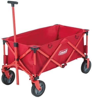 Coleman Outdoor Foldable Camping Wagon Cart Trolley