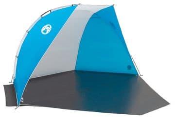 Coleman Sundome Beach Shelter Blue