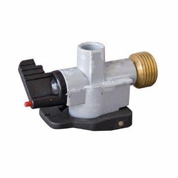 Continental Euro Gas Regulator Adaptor 21mm Butane