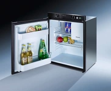DOMETIC RM 5310 3-WAY ABSORPTION REFRIGERATOR, LEFT HINGED