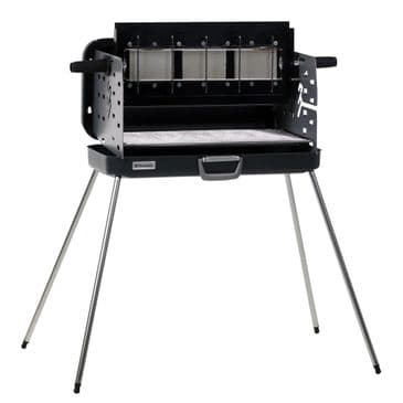 Dometic Waeco Cramer Consul Portable BBQ Grill & Heater, 30 mba