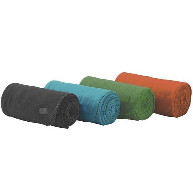 Easy Camp Fleece Blanket, camping Hiking Walking accessories - Grasshopper Leisure
