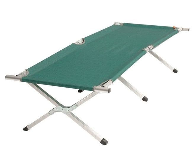 Easy camp Furniture Pampas Folding Camping Bed - Grasshopper Leisure