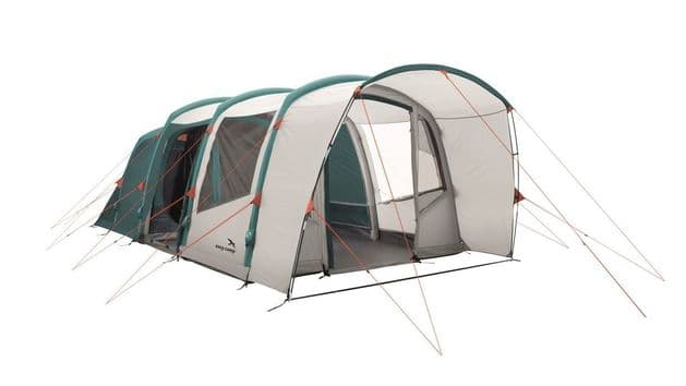 Easy Camp Match AIR 500 Tent 120336,  Family camping tent for 5 people, Outdoor Camping Equipment - Grasshopper Leisure