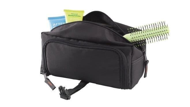 Easy Camp Travel Wash Bag M, Toiletries Bag, Make up Bag, for Camping Travel - Grasshopper Leisure