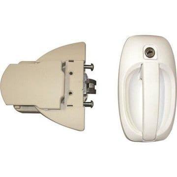 FAP Pro Tek Lock White (Right Hand)