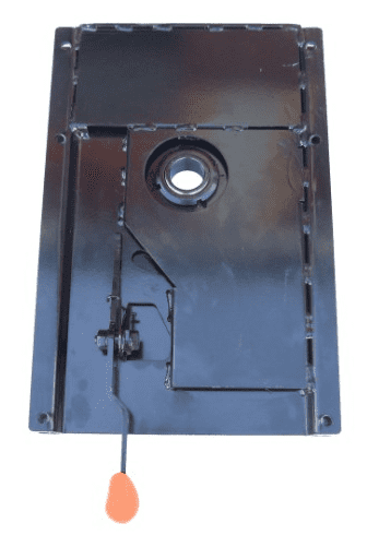 FASP Swivel Seat Base - Iveco Daily 2000+ Passenger Side