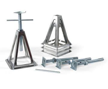 Fiamma Aluminium Stabilising Jacks