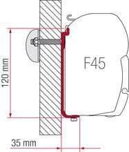 Fiamma Awning Adapter Kit S 120