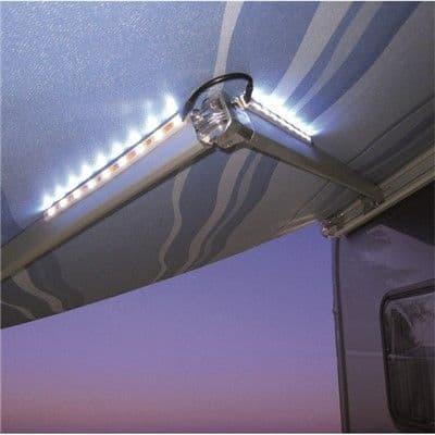Fiamma Awning Arms 36 LED Light, Awning Light, Exterior Lighting, Motorhome Caravan Campervan Equipment Shop - Grasshopper Leisure