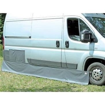 Fiamma Awning wind protection Skirting