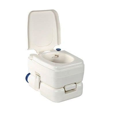 Fiamma Bi-Pot 30 Portable Toilet - Portable Camping Toilet, Camping Outdoor Equipment Shop - Grasshopper Leisure