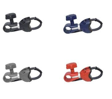 Fiamma Bike Block Pro 1 - Red, Black, Blue or Grey