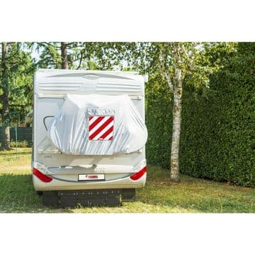 Fiamma Bike Rack Cover S 2-3 With Sign Pocket