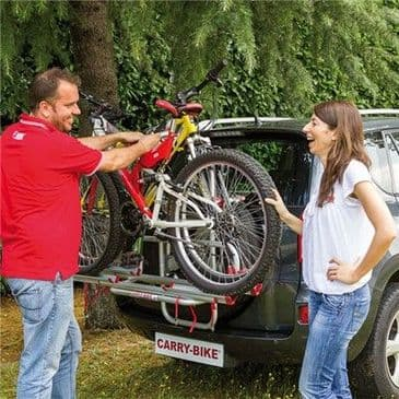 Fiamma Carry Bike Backpack 4x4 Cycle Rack Carrier