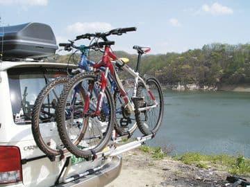 Fiamma Carry-Bike Backpack Cycle Rack Carrier