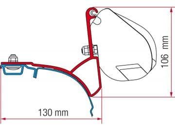 Fiamma F35 Awning Adapter Kit - VW T5/T6 Multivan Transporter