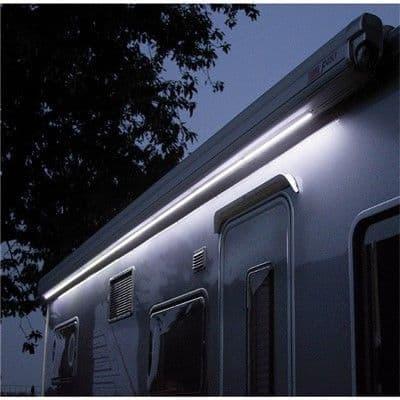 Fiamma LED Awning Case, Awning Light, Exterior Lighting, Motorhome Caravan Campervan Equipment Shop - Grasshopper Leisure