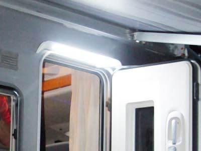 Fiamma LED Awning Light Gutter, Motorhome caravan campervan lights - Grasshopper Leisure
