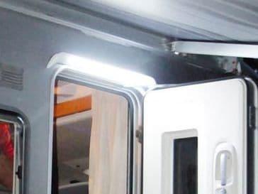 Fiamma LED Awning Light Gutter