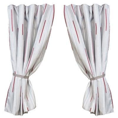 Fiamma Privacy Room Curtains - Smoke Grey (6 PACK), campervan caravan and motorhome accessories - Grasshopper Leisure
