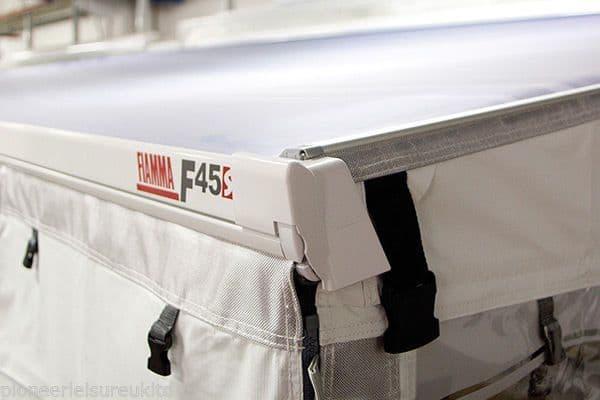 Fiamma Rain Caps For F45 Privacy Room, Awning & Privacy Room Accessories - Grasshopper Leisure