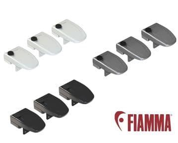 Fiamma Safe Door Frame 3 Security Lock Caravan Motorhome (Renewed)