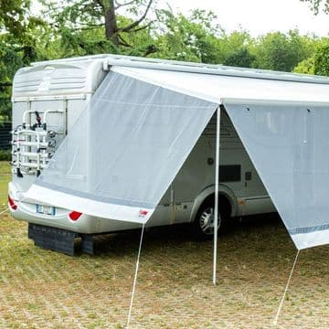 Fiamma Sun View Side Panel For Caravanstore XL Awning Motorhome Campervan