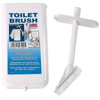 Fiamma Toilet Brush Seat Fit, Toilet Accessories Sanitary - Grasshopper Leisure